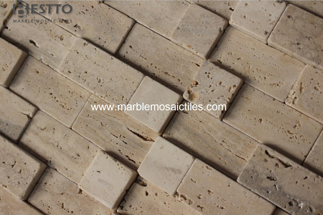 Travertine Mosaic Tile