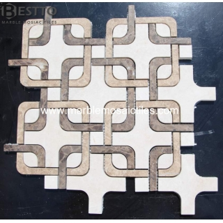 Hot Sale Venezia Water Jet Mosaic