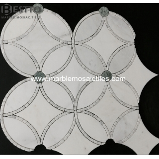 Custom made water jet mosaic Suppliers