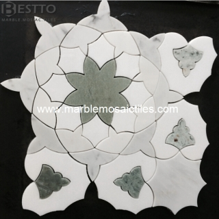 New design water jet mosaic Suppliers