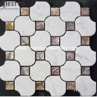 Marble and shell Mosaic Manufacturers