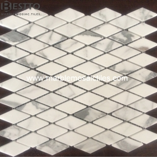 Statuary Rhombus Mosaic Suppliers