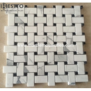 Statuary Basketweave Mosaic Suppliers