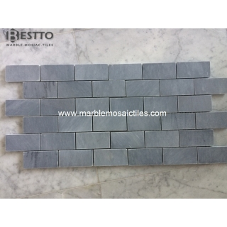Italy Bardiglio Subway Mosaic Suppliers