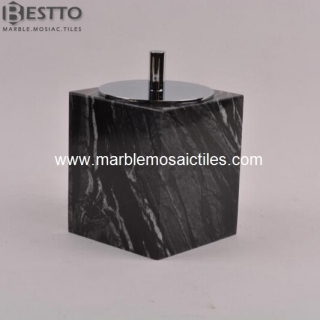 Tree Black cotton Swab box Suppliers