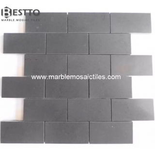 Grey Basalt Subway Mosaic Suppliers