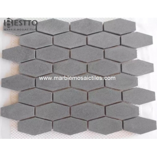 Grey Basalt Octangle Mosaic Suppliers