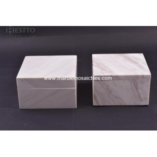 Volakas marble Storage Box Suppliers