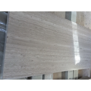 Top Quality Polished White Wood Tiles