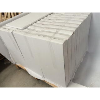 Marble tile packing