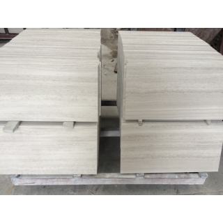 Top Quality White Wooden Marble Tiles