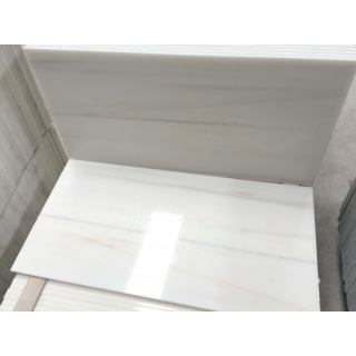 Bianco Dolomiti Polished Tile