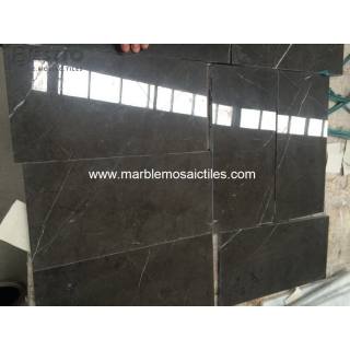 Top Quality Pietra Grey  Marble Polished Tiles