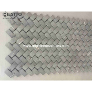 Pietra Grey Tumbled Mosaic Tile Suppliers
