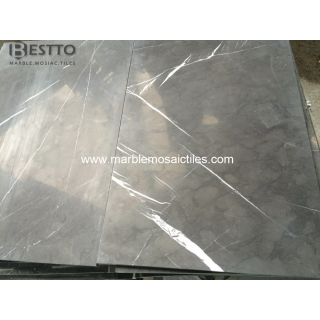 Top Quality Pietra Grey  Honed Tiles