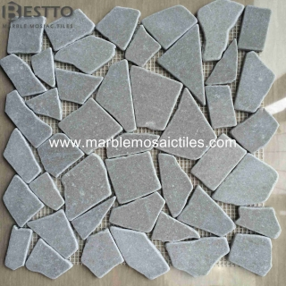 Cindy Grey Crazy Mix Mosaic Tumbled Suppliers