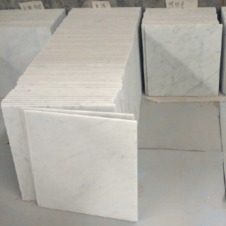 Top Quality White Carrara Tiles 24''x24''