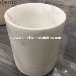 Volakas Marble Cups Suppliers