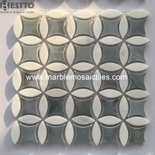 Marble Flower Mosaic Tile Suppliers